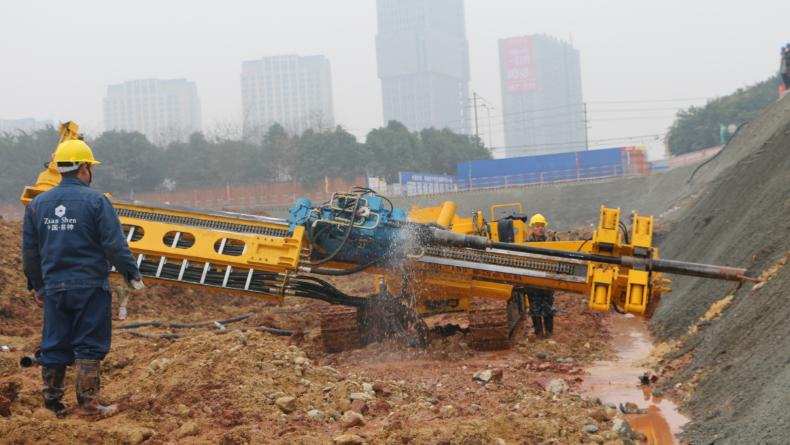 履带竞博jbo官网 ZSDL-190重庆工地施工