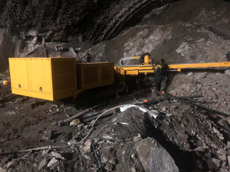 ZML160隧道施工